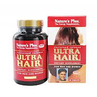 Nature's Plus, «Ультра волосы»,витамины для волос для мужчин и женщин, 90 таблеток