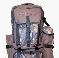 Рюкзак KENT&AVER рыбацкий коричневый 30