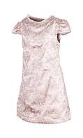 Платье нарядное с бусинами