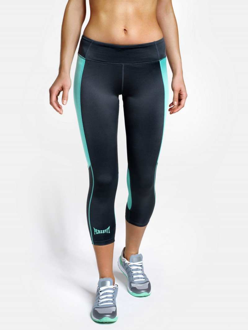 Женские компрессионные капри Peresvit Air Motion Women's Capri Mint