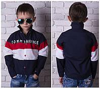 Хлопчача стильна сорочка