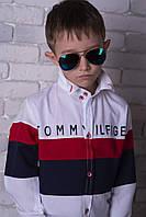 Мальчиковая  стильная рубашка  , фото 1