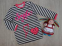 Платье-туника для девочки Smile