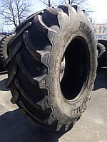 Шина б/у 710/75R42 BKT для тракторов, фото 1