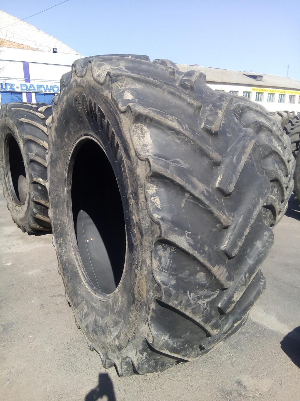 Шина б/у 710/75R42 Continental для трактора FENDT