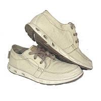 Мужские легкие туфли Columbia SUNVENT™ II бежево-серые BM2615 103