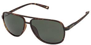Солнцезащитные очки Polaroid Очки мужские в гибкой оправе с поляризационными линзами POLAROID (ПОЛАРОИД) P2004S-PTX59H8