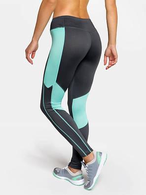 Женские компрессионные лосины Peresvit Air Motion Women's Leggings Mint, фото 2