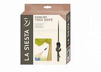 Крепления для гамаков La Siesta Tree Rope(TR-H3) black