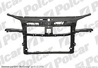 Панель передняя (с кондицион.) на VW POLO (9N3) HB 04.05 - 08.09