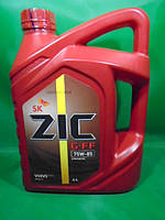 Трансмиссионное масло 75W85 ZIC GL4 синтетика 4л