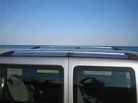 Рейлинги для Fiat Doblo 2000-2010 /длинная база /Хром /Abs