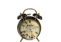 Оригінальні годинник з будильником Париж