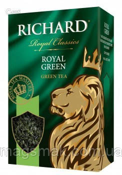 Чай Richard Royal Green, листовой, 90 г, фото 2