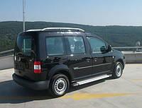 Рейлинги для Volkswagen Caddy 2004-2010 /оиригинальн Crown