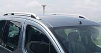 Рейлинги для Fiat Fiorino/Citroen Nemo/Peugeot Bipper 2008+ /тип Crown