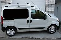 Рейлинги для Fiat Fiorino/ Qubo/Peugeot Bipper/Citroen Nemo 2008+ /Хром /Abs