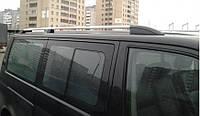 Рейлинги для Volkswagen Т5 /длинная база /Skyline Хром /Abs