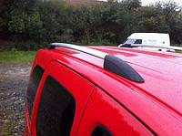 Рейлинги для Renault Kangoo 2008+ /Хром/Skyline /Abs