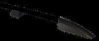 Рейлинги для Renault Trafic 2001+ /Opel Vivaro 2001+ /длинная база /Skyline /Черный /Abs