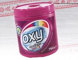 Пятновыводитель OXY spotless color для цветных тканей