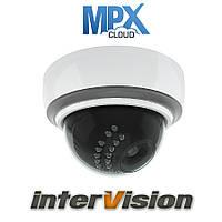 Внутренняя ip-видеокамера MPX-3000DIRC, 3Мр, Корея