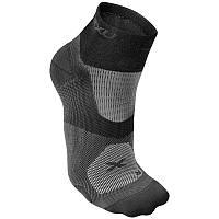 Женские зимние носки для длинных дистанций Vectr 2XU WQ3526e (чёрный / чёрный)
