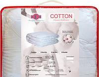 Теплое одеяло  ТЕП «Cotton» microfiber с наполнителем из натуральных волокон.