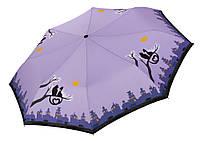 Женский зонт Airton Кошки на дереве ( механика ) арт.3512-28