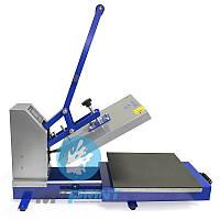 Термопресс для футболок с выдвижной плитой HP380D 38X38 см