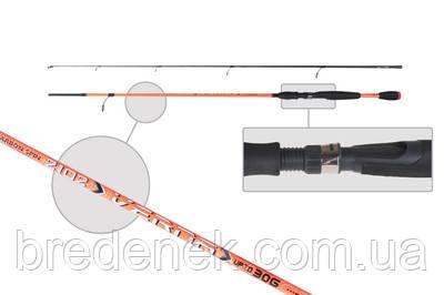 Спиннинг SWD Verna 2,40м карбон IM6 3-17гр.