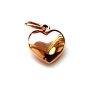 Подвеска Золото Сердце