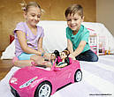 Кабриолет Барби Barbie Glam Convertible DVX59, фото 7
