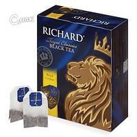 Чай Richard Royal Ceylon, пакетированный, 100*2