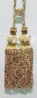 Кисть 1010 Темное золото