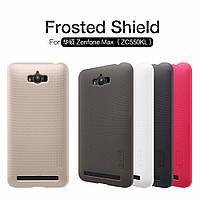 Жесткий бампер Nillkin Frosted Shield для Asus Zenfone Max ZC550KL