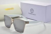 Солнцезащитные очки Versace зеркальные