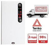 """Котел электрический Tenko """"СТАНДАРТ+"""" 6 кВт 220 В. С насосом и расширительным баком"""