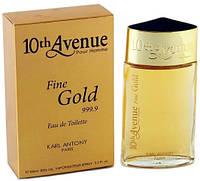 10th Avenue Fine Gold туалетная вода 100ml
