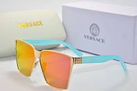 Солнцезащитные очки Versace цветные