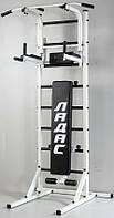 Комбинированная передвижная гимнастическая стенка «Универсал»