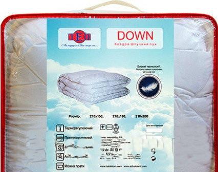 Одеяло ТЕП «Down» microfiber из «Лебяжьего пуха».