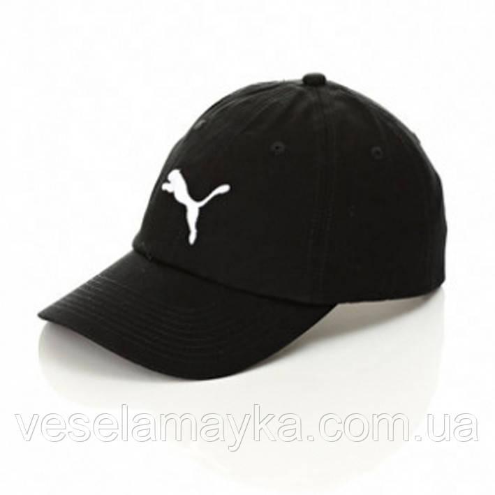 Чорна кепка Puma