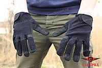 Тактические сенсорные перчатки Black. Mil-tec (Германия) 12521102