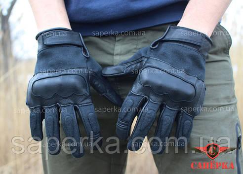 Перчатки тактические кевларовые Leder Black. Mil-tec 12504202 (Германия) , фото 2