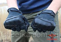 Перчатки тактические кевларовые Leder Black. Mil-tec 12504202 (Германия) , фото 3