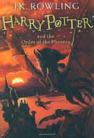Rowling J.K. Harry Potter and the Order of the Phoenix. Book 5