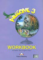 Virginia Evans Welcome 3. Workbook