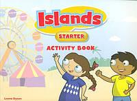 Leone Dyson Islands Starter  Activity Book