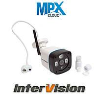 Уличная ip-видеокамера MPX-WIFI2050WIDE, 2Мр, Ик 50м, Корея